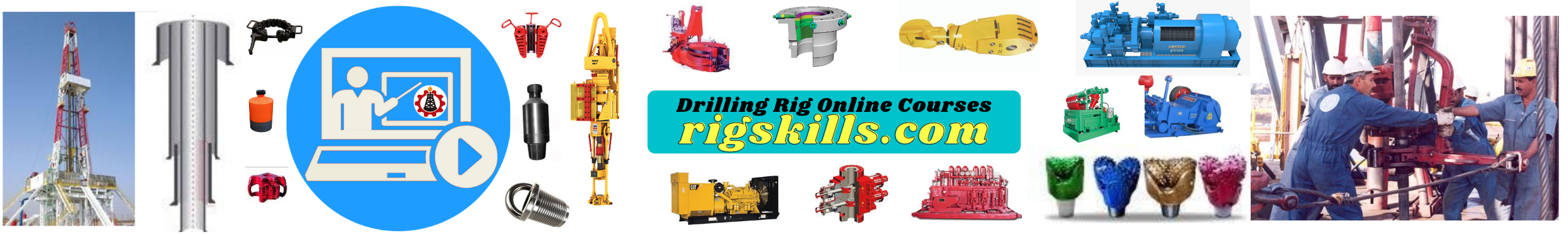 Oil drilling Rig Courses