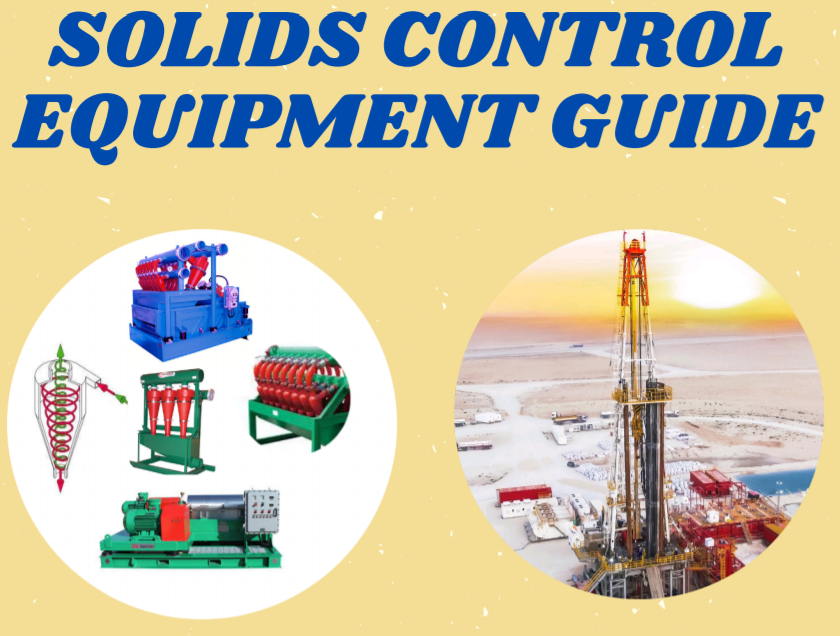 Free ebook on Solid control equipment